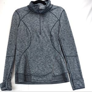 Zella large grey athletic pullover